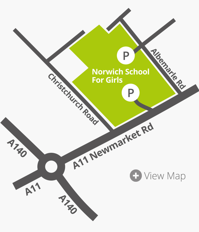 Gateway Vineyard Norwich Map