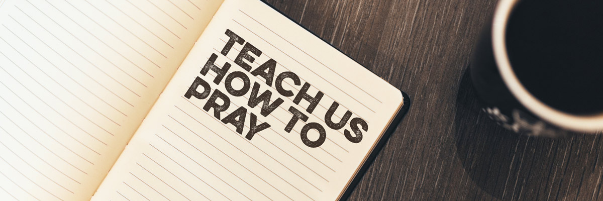 Next Series Journeying through the Lord's Prayer