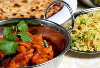 Ladies Curry Evening