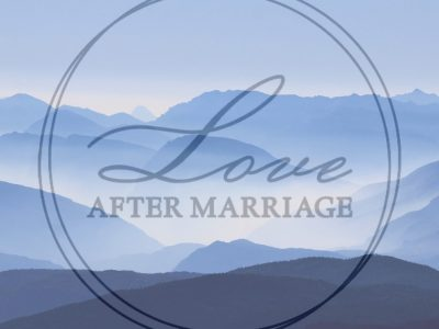 Love After Marriage Taster Day